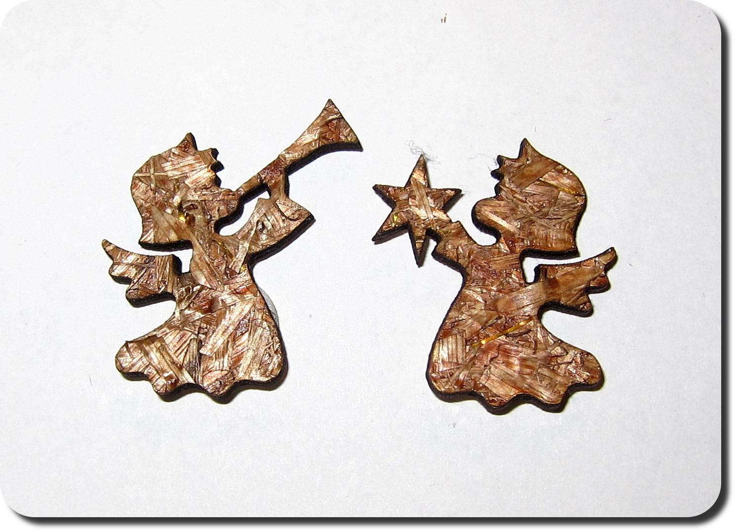 Miniatur und Holz Dekoration, Puppenhaus Zubehör, Setzkasten